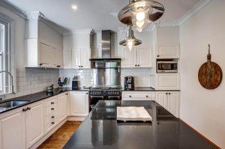 Leaning Oak – Kitchen
