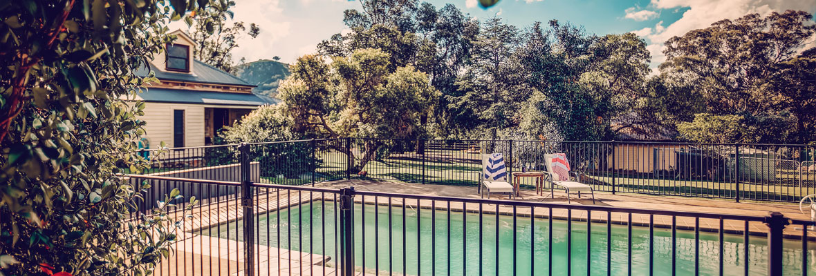 mudgee accommodation with pool