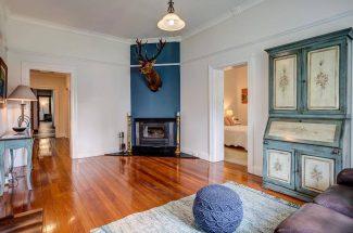 Leaning Oak – Foyer