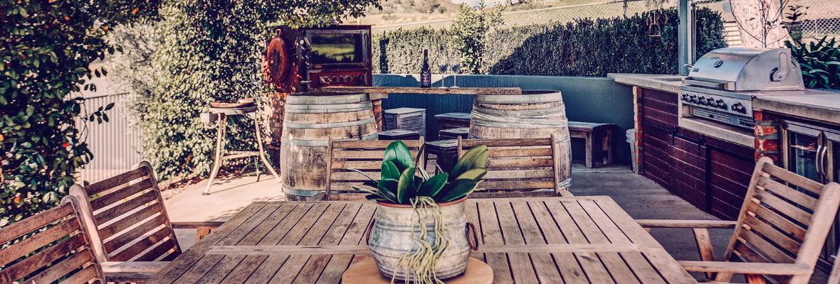 mudgee luxury farm accommodation